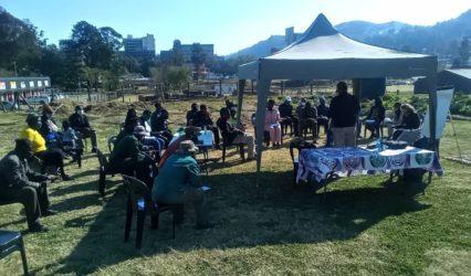 Soil Fertility workshop at the Mbabane Urban Garden